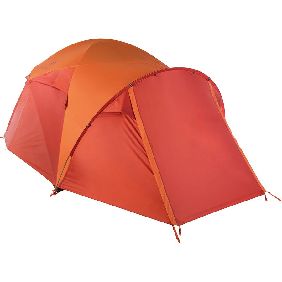 sc 1 st  Backcountry.com & Marmot Halo 6-Person Tent: 6-Person 3-Season | Backcountry.com