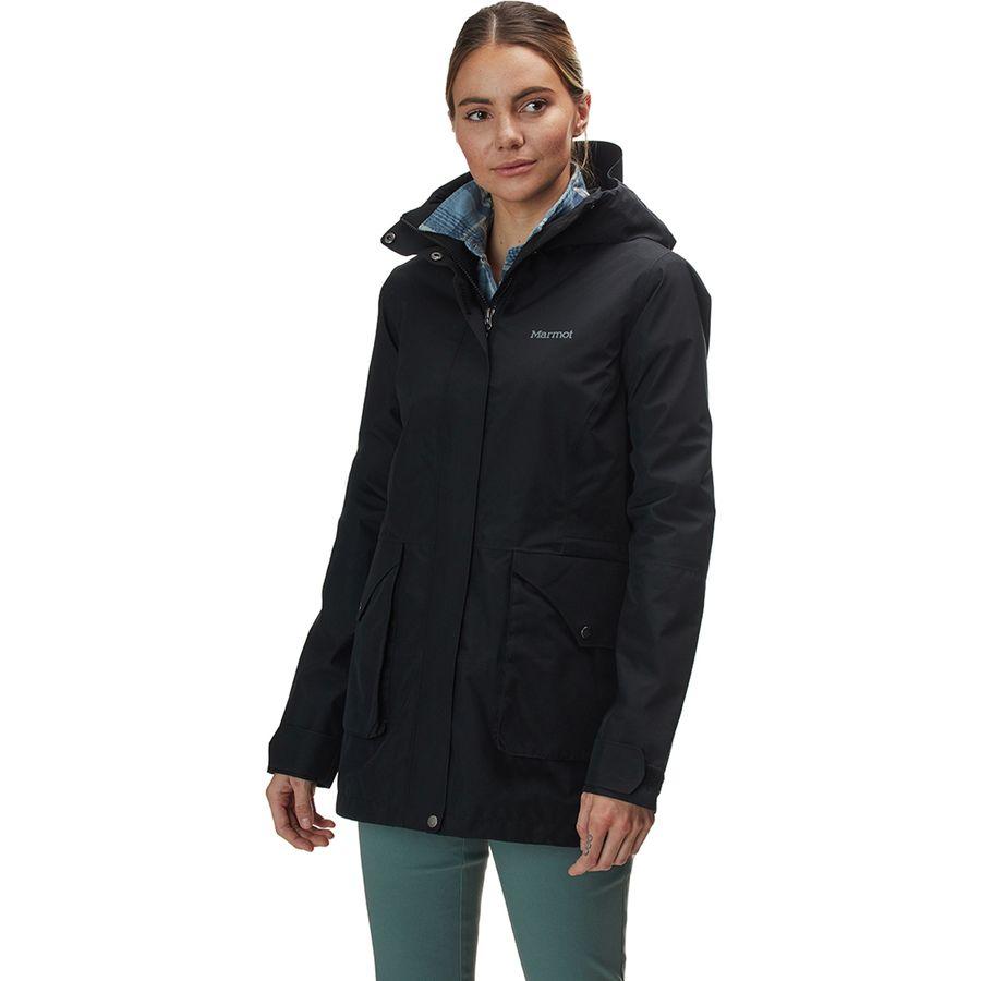 Marmot - Wend Jacket - Women s - Black d851a51e0