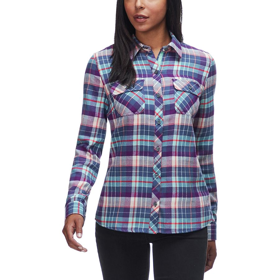 Marmot Bridget Midweight Flannel Shirt Womens Backcountry