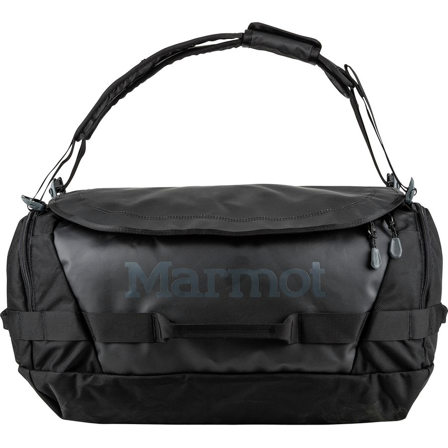 23f7d210d614 Marmot - Long Hauler Medium 50L Duffel Bag - Black