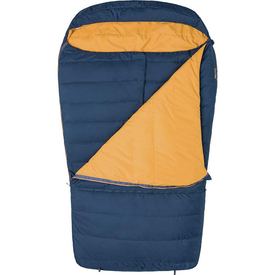 Marmot Zuma Double Wide 35 Sleeping Bag Degree Synthetic
