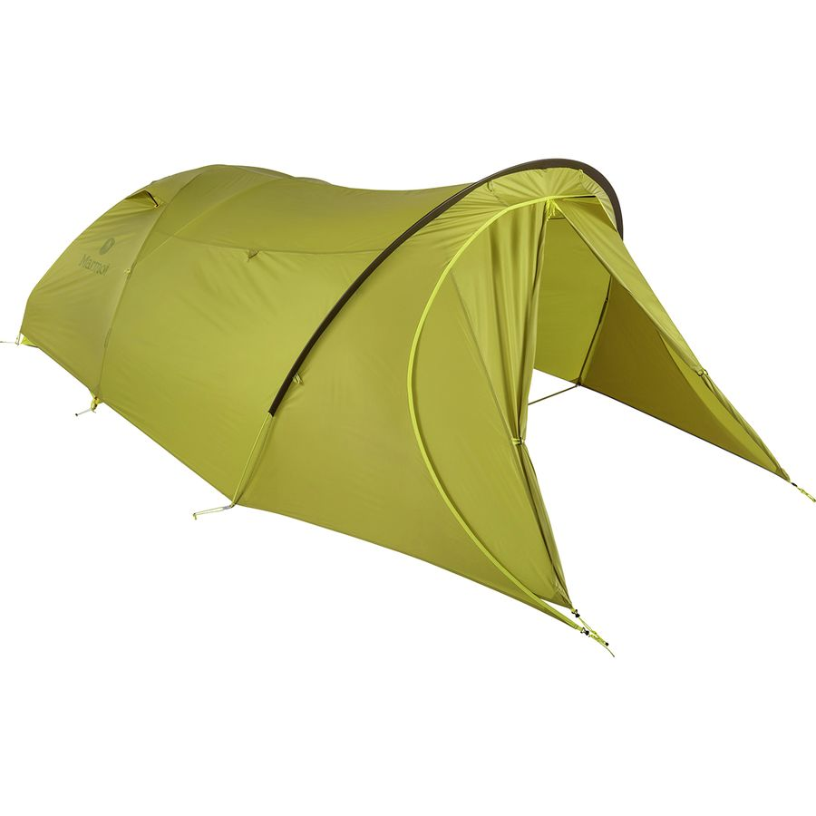 770baef1e7f Marmot - Tungsten UL Hatchback Tent  2-Person 3-Season - Dark Citron