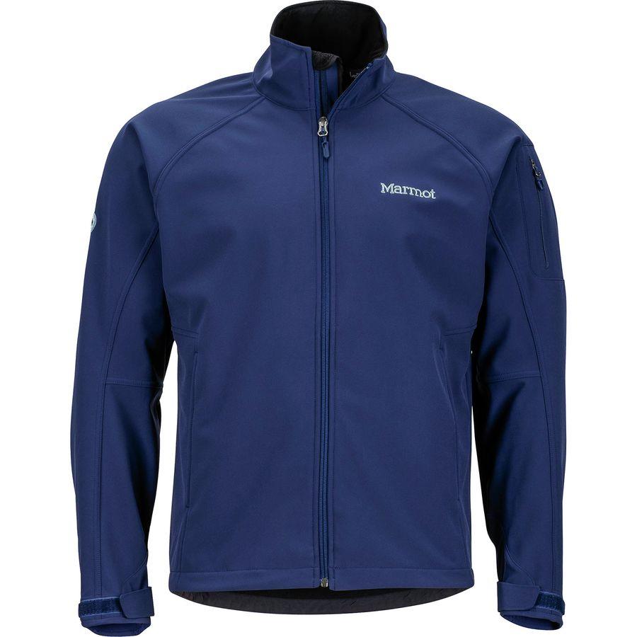 Marmot men's jacket - Marmot Gravity Softshell Jacket Men S Arctic Navy