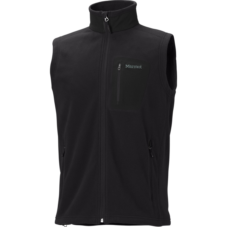 Marmot Reactor Fleece Vest - Mens