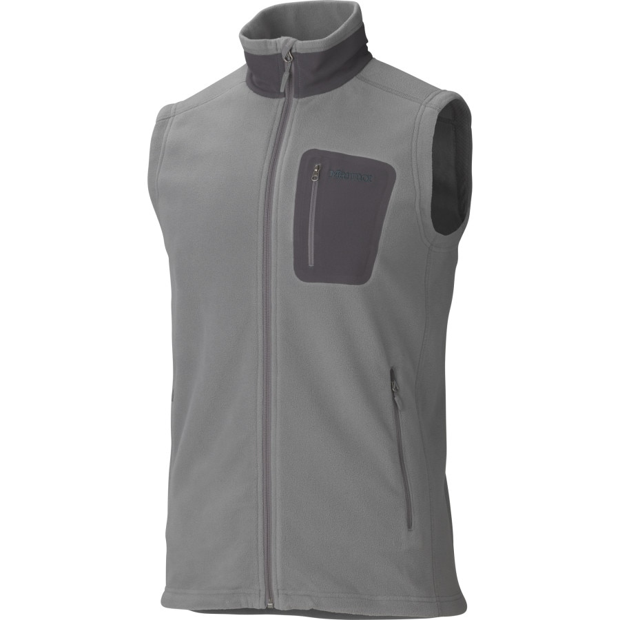 Marmot Reactor Fleece Vest - Men's | Backcountry.com