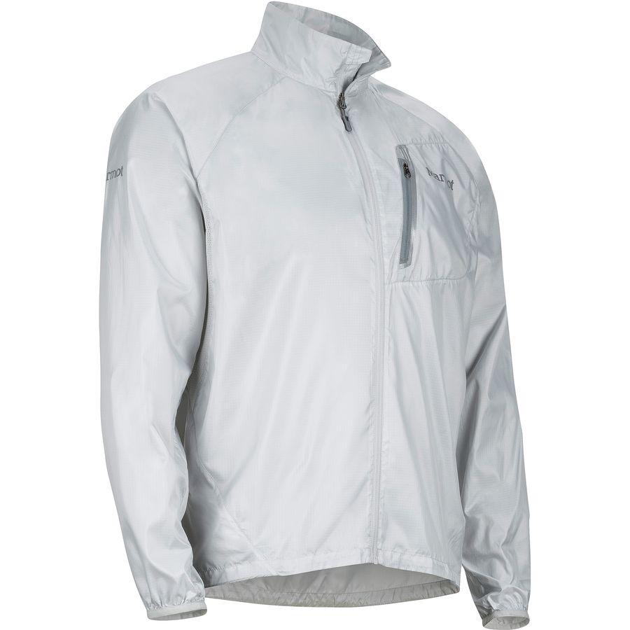 Marmot ion wind hoodie jacket for men