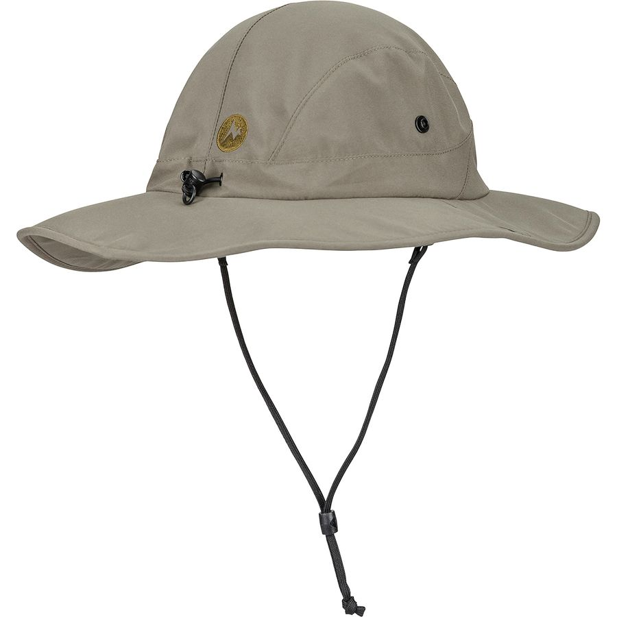 915f0aee443 Marmot - Simpson Sun Hat - Men s - Crocodile