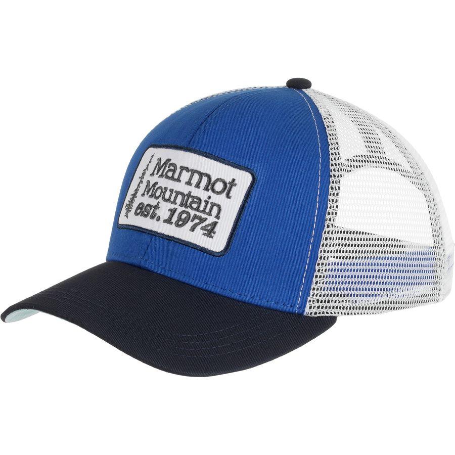 036b7903ec0 Marmot - Retro Trucker Hat - Men s - True Blue