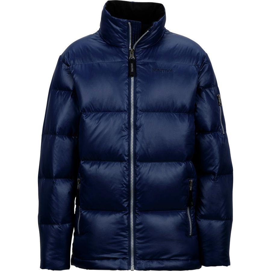 Marmot - Stockholm Jacket - Boys' - Arctic Navy