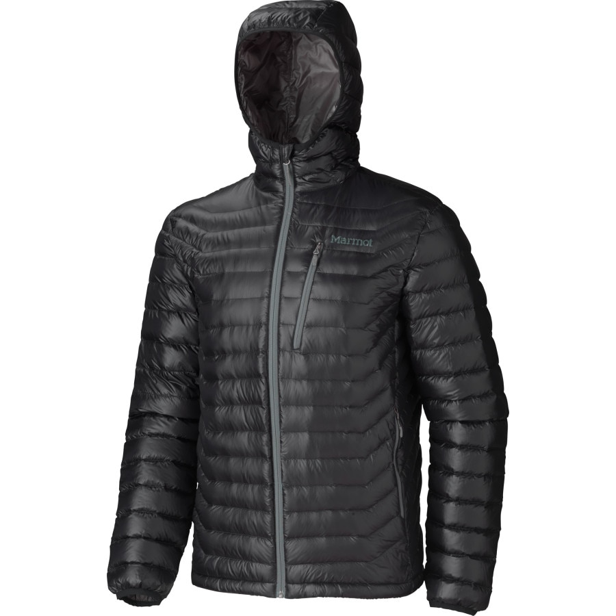 Marmot Quasar Hooded Down Jacket - Mens