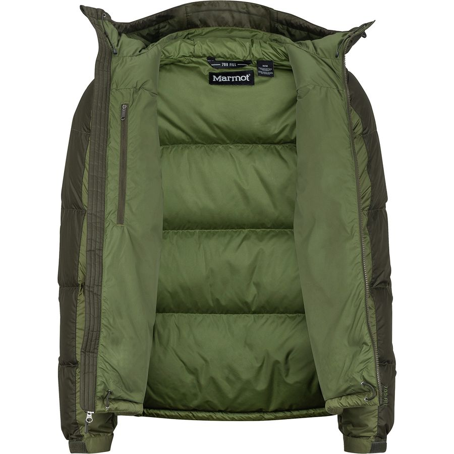 Marmot Guides Down Hooded Jacket - Men s  817ed3d09415