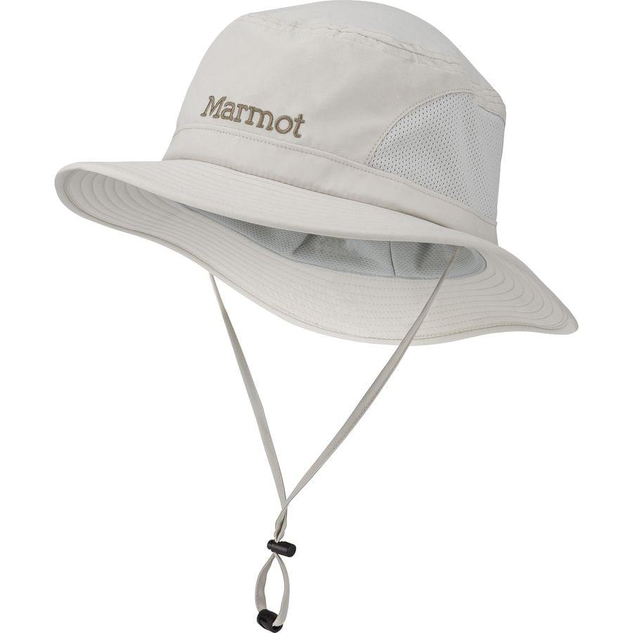 231dc0d0 Marmot Simpson Mesh Sun Hat - Men's | Steep & Cheap