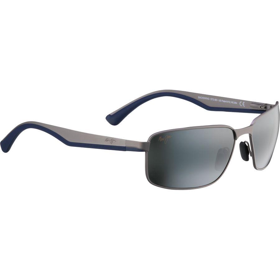 Maui Jim Backswing Sunglasses Polarized Backcountry Com