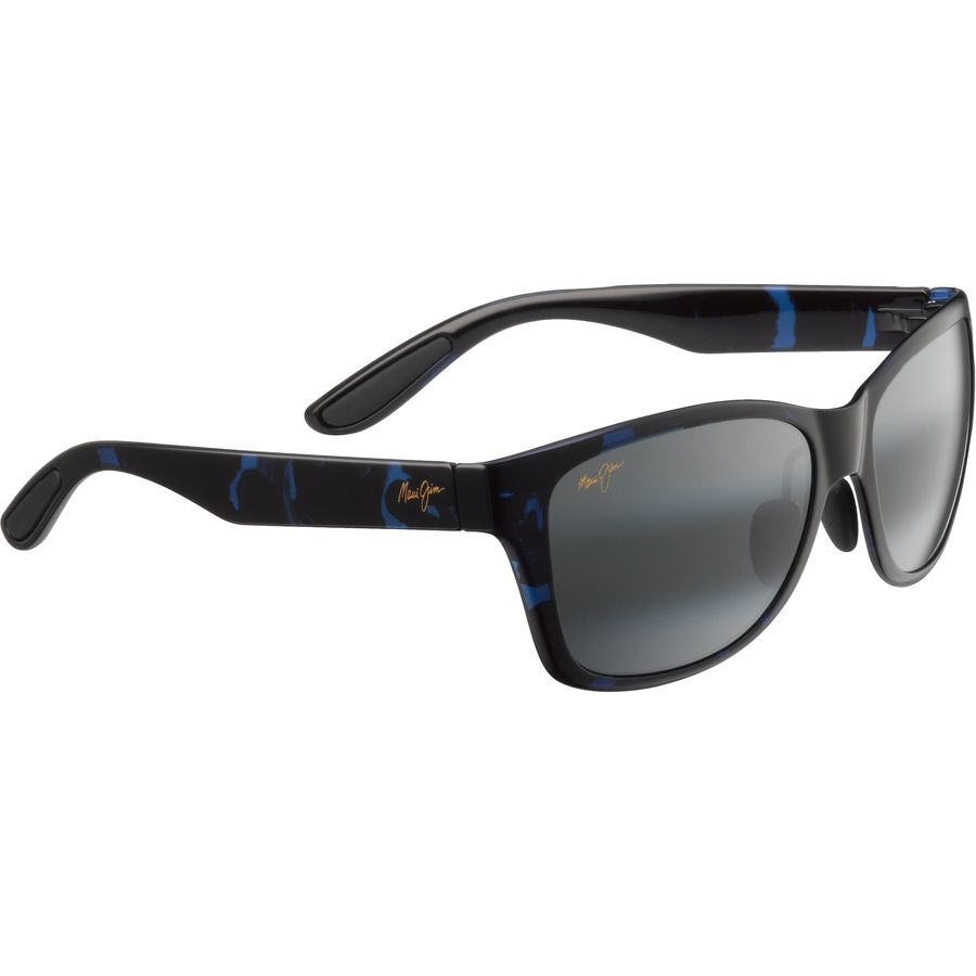 51acade4b3a Maui Jim - Road Trip Polarized Sunglasses - Blue   Black Tortoise Neutral  Grey