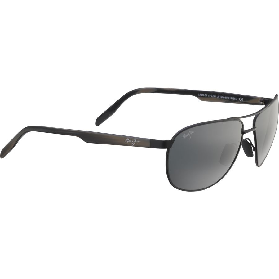 Maui jim castles polarized sunglasses for Maui jim fishing glasses