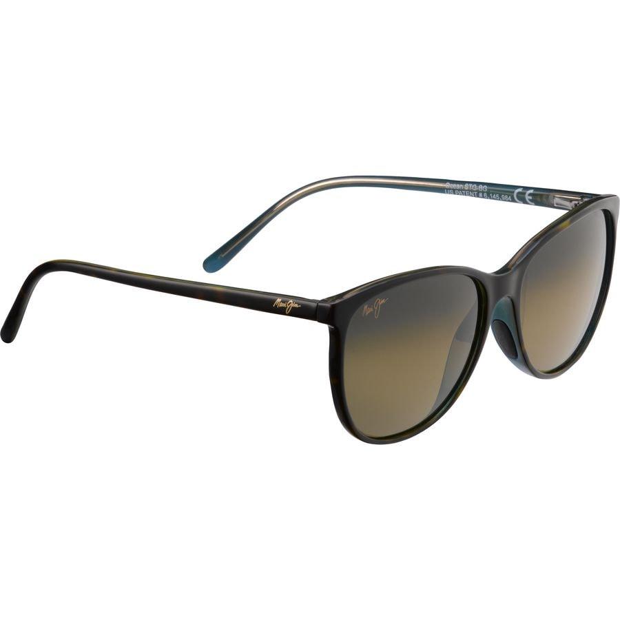 ac4e00387e82 Maui Jim - Ocean Polarized Sunglasses - Tortoise-Peacock/Hcl Bronze