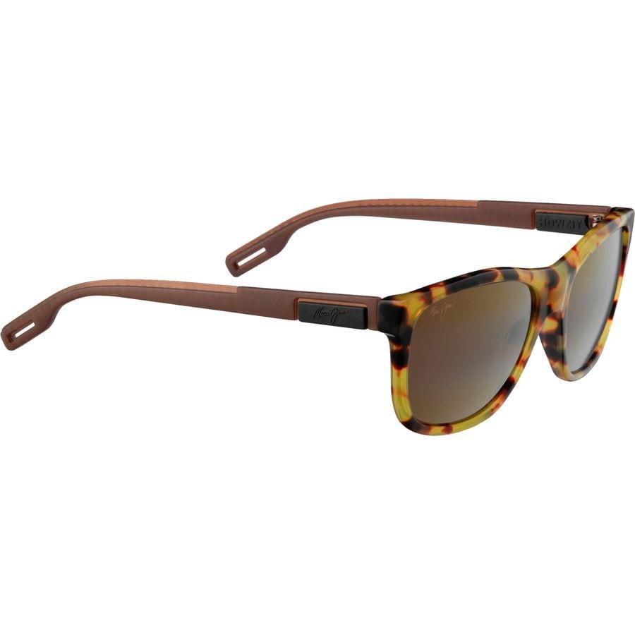 c9932d503bd7 Maui Jim - Howzit Polarized Sunglasses - Women s - Tokyo Tortoise Hcl Bronze
