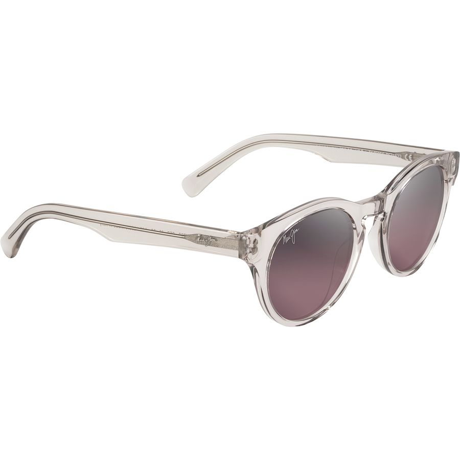 10a0c0d83f59 Maui Jim - Dragonfly Polarized Sunglasses - Maui Rose/Crystal With Hint Of  Pink