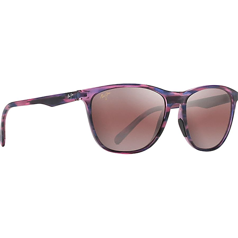 487734221612 Maui Jim - Sugar Cane Polarized Sunglasses - Lilac Sunset/Maui Rose