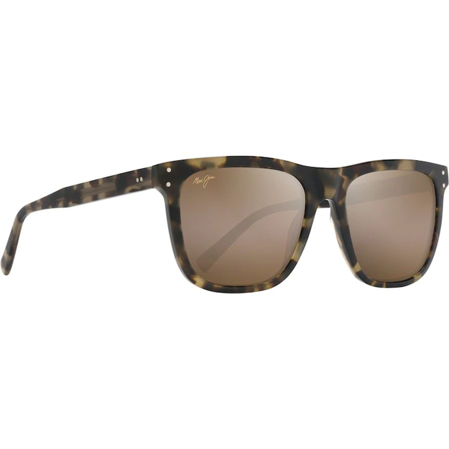 55318bb8ba2 Maui Jim - Velzyland Polarized Sunglasses - Men s - Olive Tortoise HCL  Bronze