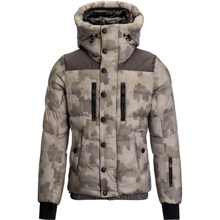 moncler rodenberg camo giubbotto jacket men 39 s. Black Bedroom Furniture Sets. Home Design Ideas