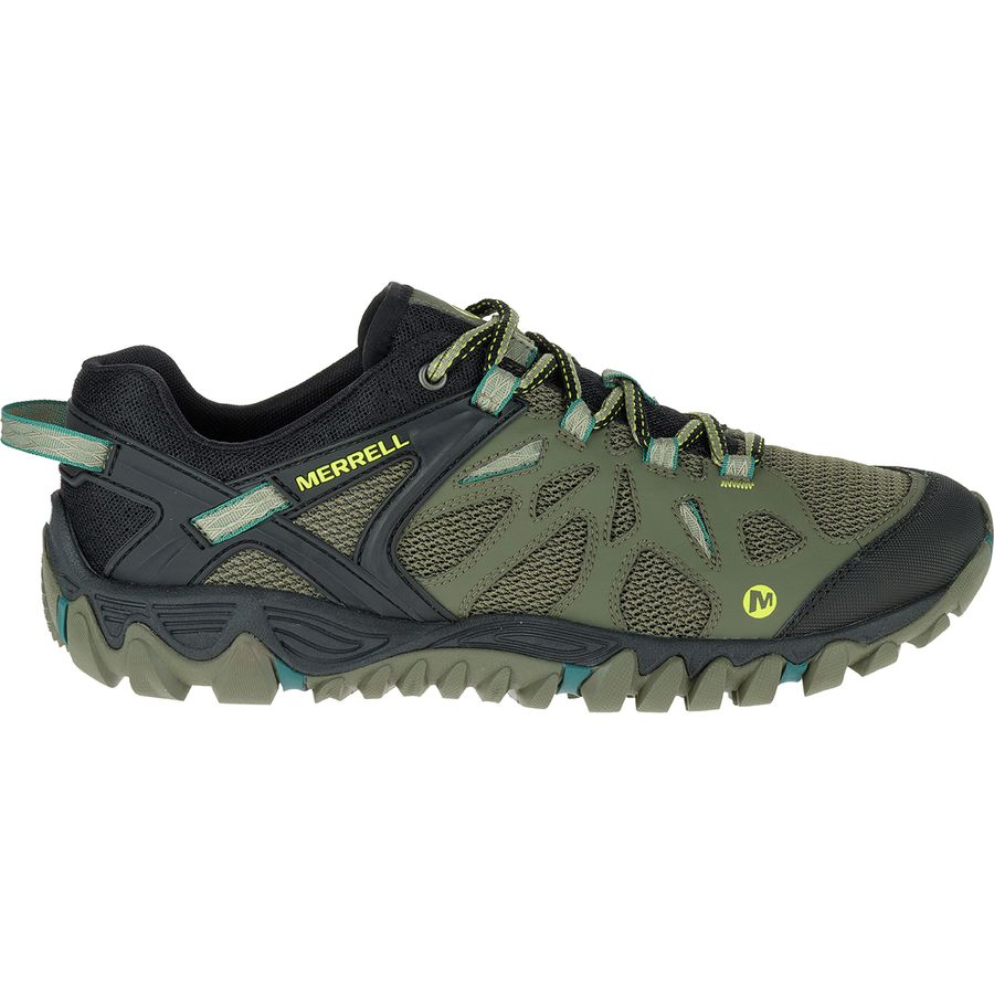 Merrell   All Out Blaze Aero Sport Shoe   Men s   Dusty Olive