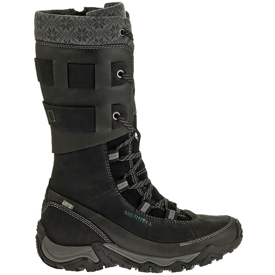 7f3d16b6561 Merrell Polarand Rove Peak Waterproof Boot - Women's