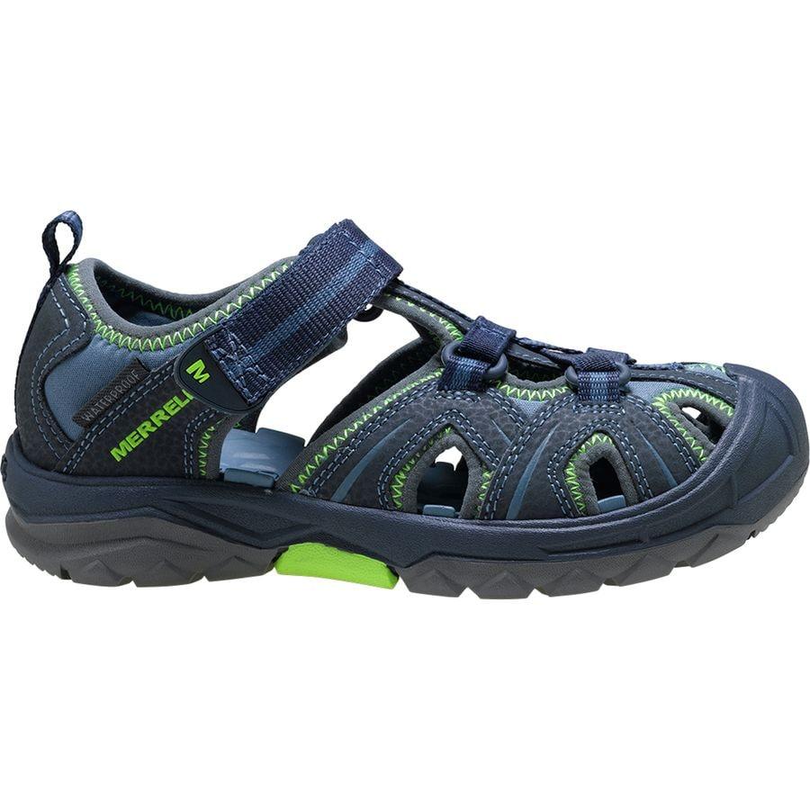 Merrell - Hydro Sandal - Boys' - Navy/Green