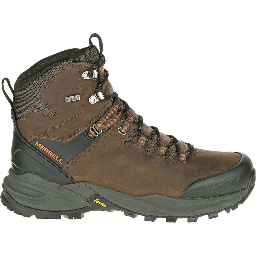 Merrell Phaserbound Waterproof Backpacking Boot - Men's