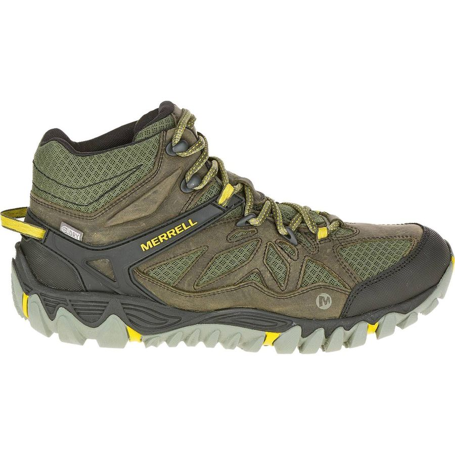 Merrell All Out Blaze Vent Mid Waterproof Hiking Boot
