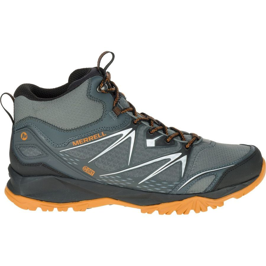 39e2e3cf37a Merrell Capra Bolt Mid Waterproof Hiking Boot - Men's