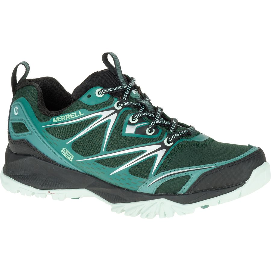 Merrell Capra Bolt Waterproof Hiking Shoe - Womens