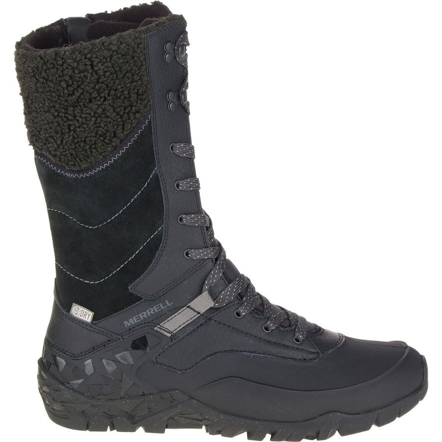 Merrell Aurora Tall Ice Plus Waterproof Winter Boot - Womens