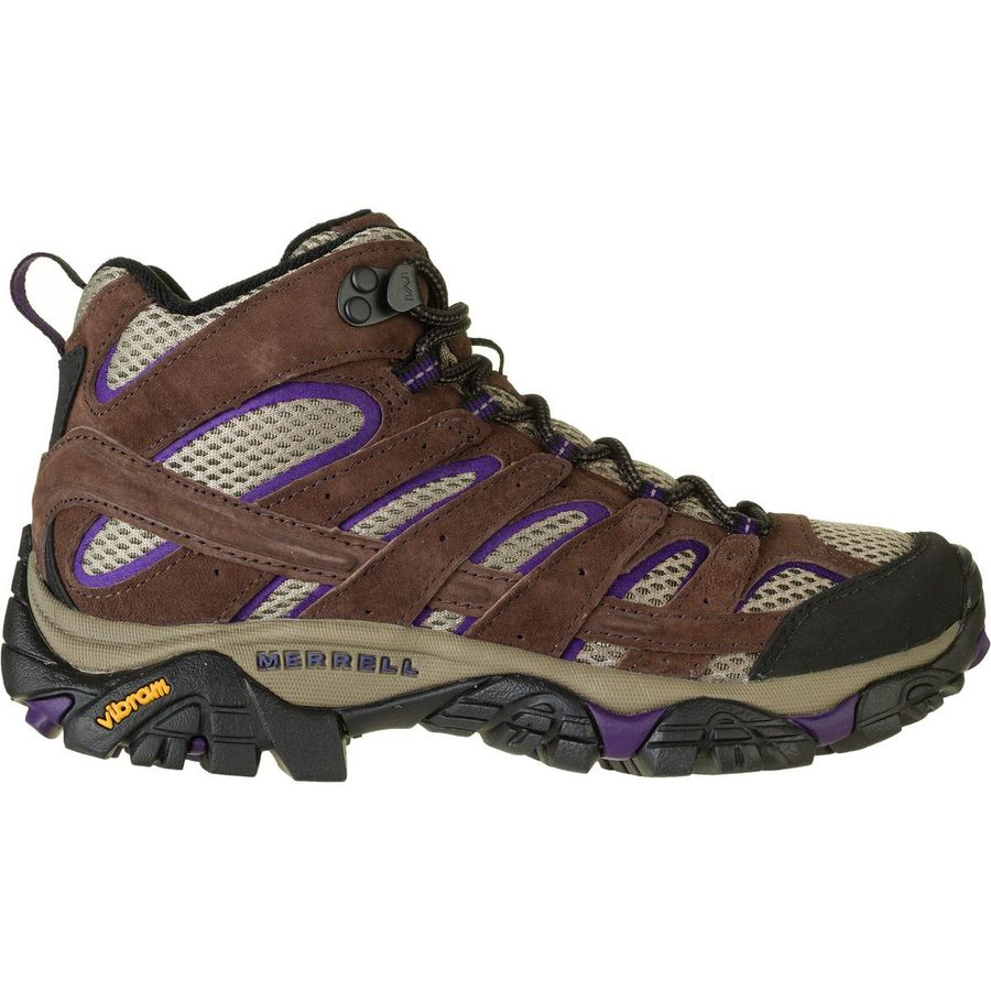b5dc5ed85c5 Merrell Moab 2 Mid Vent Hiking Boot - Women's