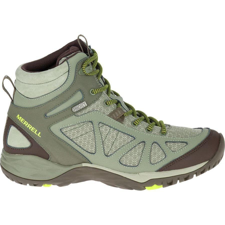 7fc67ef2cb9 Merrell Siren Sport Q2 Mid Waterproof Hiking Boot - Women's
