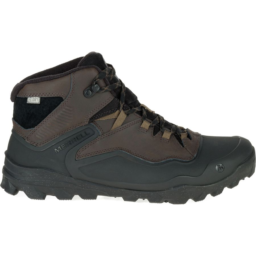 Merrell Overlook 6 Ice+ Waterproof Boot - Mens