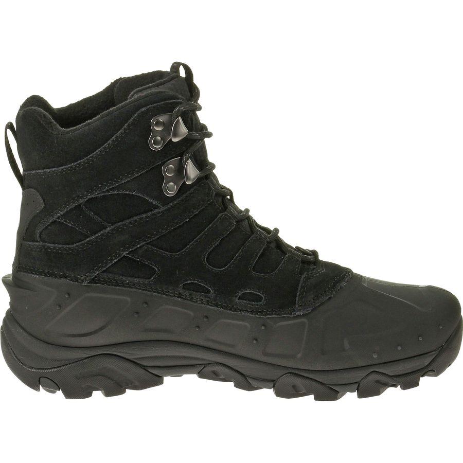 Merrell  Moab Polar Waterproof Boot  Mens  Black