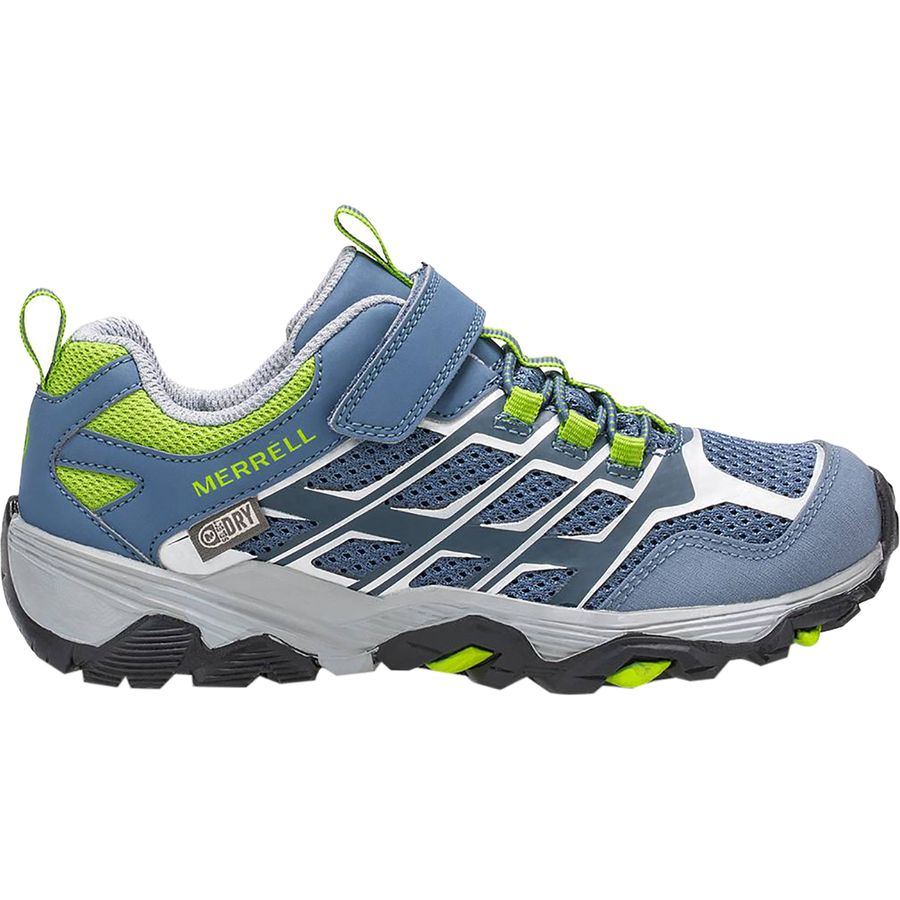 many choices of top-rated newest lace up in Merrell Moab FST Low Waterproof Hiking Shoe - Boys'