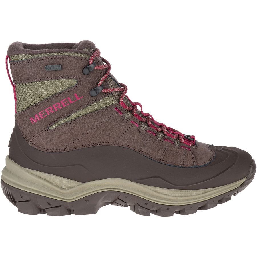 3a0f768bc8f Merrell Thermo Chill 6in Mid Shell Waterproof Boot - Women's