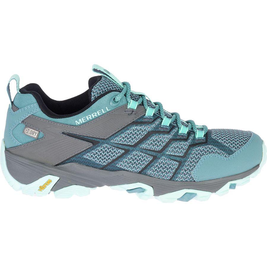 963a38846 Merrell Moab FST 2 Waterproof Hiking Shoe - Women's | Backcountry.com