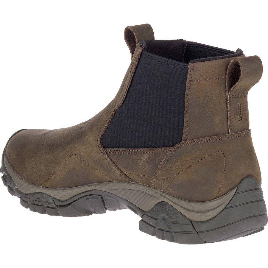 merrell moab adventure chelsea waterproof track