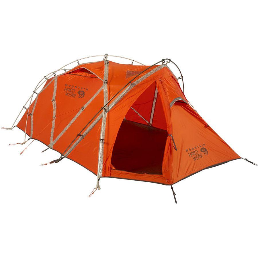 Mountain Hardwear - EV 3 Tent: 3-Person 4-Season - State Orange