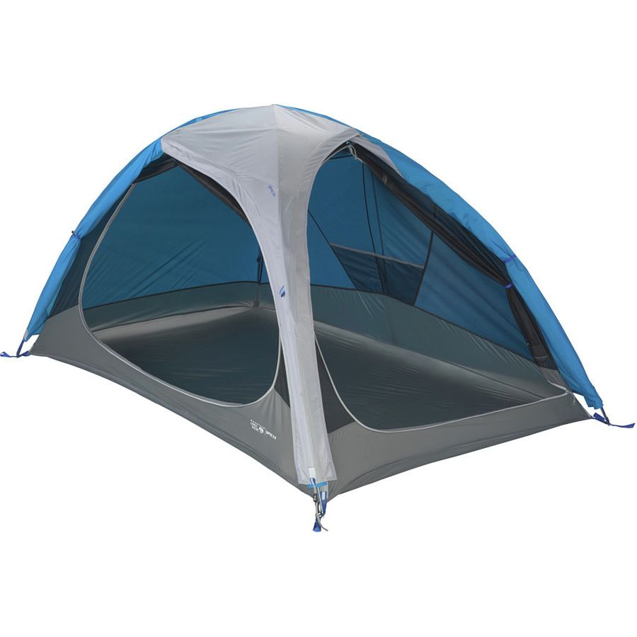 Mountain Hardwear - Optic 2.5 Tent 2-Person 3-Season - Bay Blue  sc 1 st  Backcountry.com & Mountain Hardwear Optic 2.5 Tent: 2-Person 3-Season | Backcountry.com