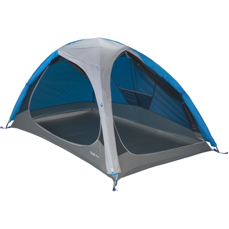 Mountain Hardwear - Optic 3.5 Tent: 3-Person 3-Season - Bay Blue