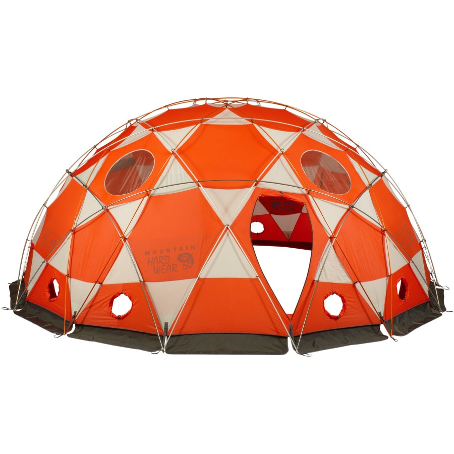 Mountain Hardwear - Space Station Tent 15-Person 4-Season - State Orange  sc 1 st  Backcountry.com : 15 person tent - memphite.com