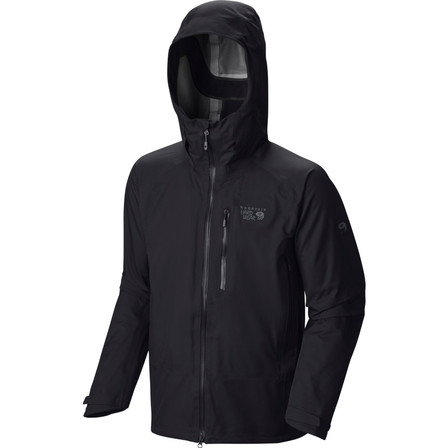 Mountain Hardwear Alchemy Hooded Jacket - Men's | Backcountry.com