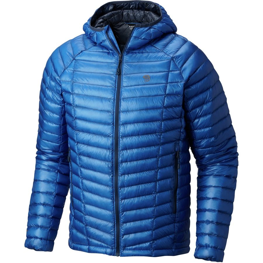 Mountain Hardwear Ghost Whisperer Hooded Down Jacket - Mens