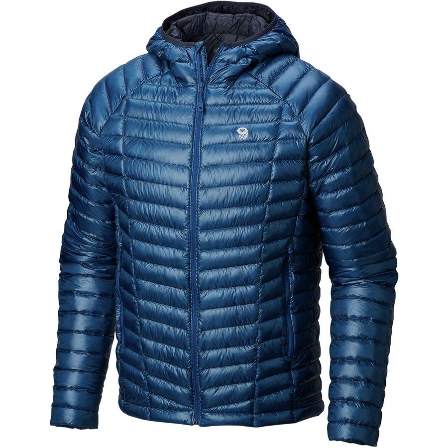 fb54b97c2c3 Mountain Hardwear Ghost Whisperer Hooded Down Jacket - Men's |  Backcountry.com