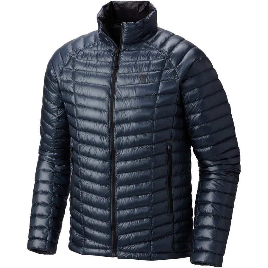 Mountain Hardwear - Ghost Whisperer Down Jacket - Men's - Zinc