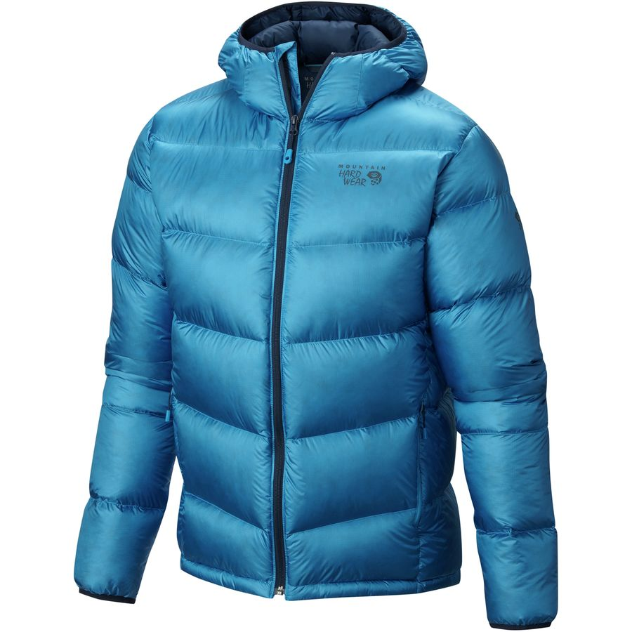 Mountain Hardwear Kelvinator Hooded Down Jacket - Mens